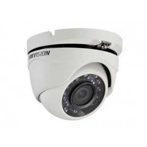 Cámara domo TVI, 1080p, 2.8mm, IR 20mts. IP66, blanca
