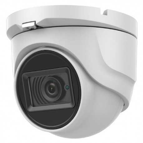 Cámara domo IR 4n1 CMOS High Performance 5Mpx, ULTRA LOW LIGHT, 2.8mm, 30mts.