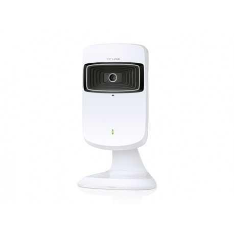 Cámara IP WIFI, 0.3MPx Dia y Noche CMOS, IR 5mts, H.264, Lente 4mm, APP tpCamera