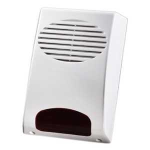 Sirena exterior kit alarm