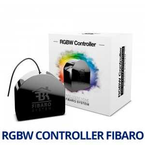 Controlador de luces LED RGB/RGBW