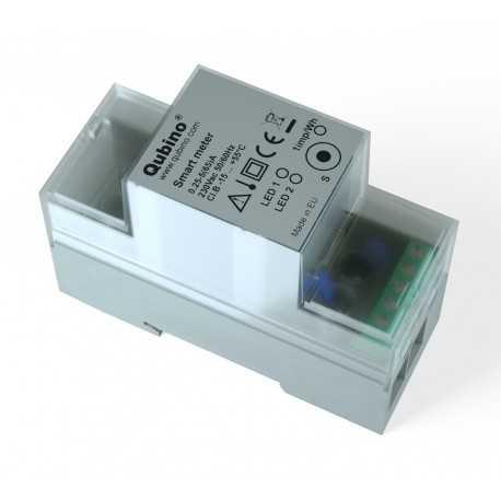 Regulador Z-Wave para instalación en carril DIN. Fibaro. GOAEZMNHSD1
