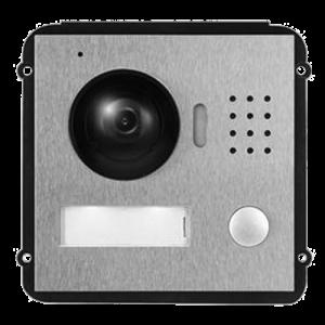 Placa INOX modular videoportero IP Dahua