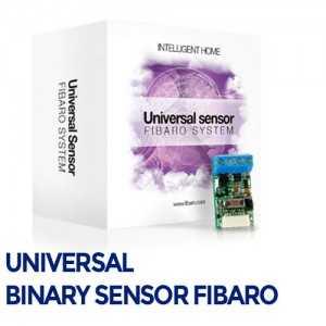 Módulo inalámbrico para sensores con salidas binarias o hasta 2 sensores de temperatura de un cable.