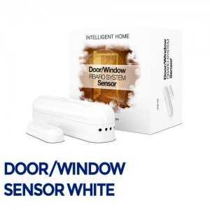 Fibaro Door/Sensor - Sensor apertura puertas/ventanas color blanco