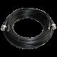 Cable RG 59 con alimentación preconectorizado con BNC + DC. 10mts