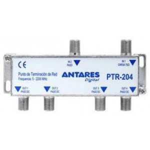 Punto de terminación de red 4 salidas- Antares