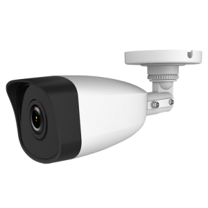 Cámara IP bullet, 2.1MPx, IR 30mts, 2.8mm, H.265+, PoE802.3af. IP67