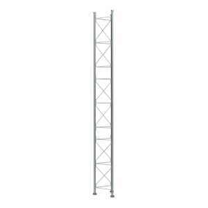 Tramo intermedio de 3m para la formación de torre 360