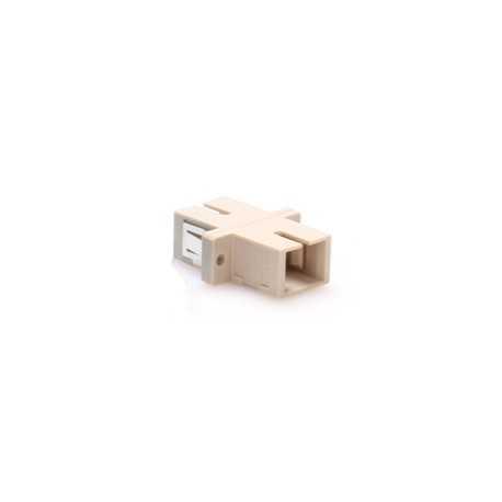 Adaptador SC/PC simplex MM