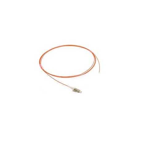 Latiguillo Pigtail de Fibra Optica con conector LC MM ajustado 62.5/125