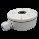 Caja conex. Hikvision. 137mm diametro