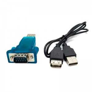 Cable USB 2.0 a RS232, 1,5mts