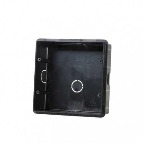 Caja de empotrar para monitor