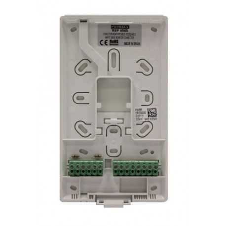 "Conector monitor SMILE 7"" VDS basic blanco"