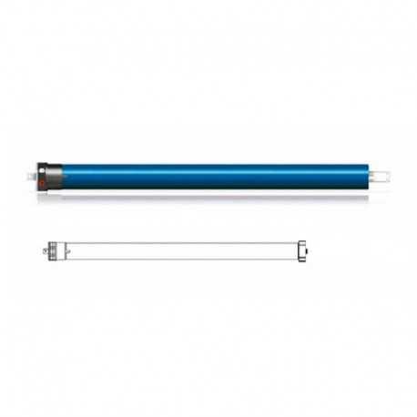 Motor tubular de diámetro 45mm, 20nM, Dimensiones L1/L2: 350/337mm, IP44