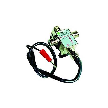Inyector de corriente con conector F