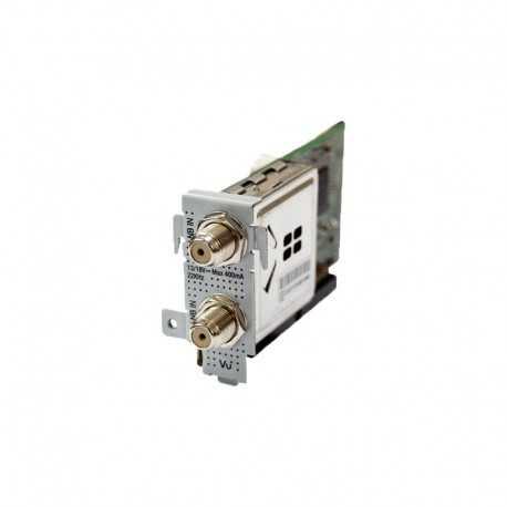 Sintonizador doble (Twin tuner) DVB-S2para Vu + SoloSE/SoloSEV2/Solo4K/Duo2/Ultimo/Uno/Ultimo4K