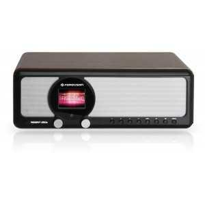 Radio digital Estéreo DAB+/FM, Potencia 30W, Bluetooth, USB, Wifi, App móvil, salida Auriculares