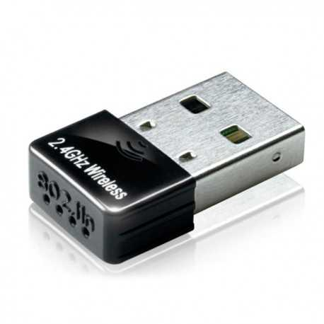 Adaptador USB WiFi 802.11. Compatible con modelos Ariva 52E, 102E, 102 Cable, 102 Mini, 202E, 150 Combo, 250 Combo