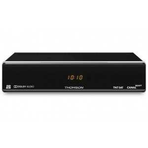 Receptor satélite HD TNT SAT para ASTRA 19.2º Thomson THS804