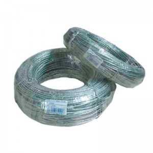 Cable de vientos de acero trenzado, 2 mm, rollos de 100metros