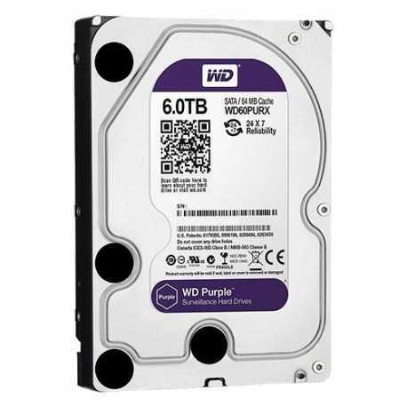 Disco duro 6TB Western Digital Purple