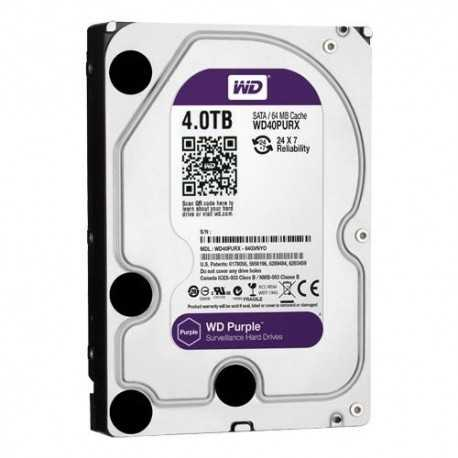 Disco duro 4TB CCTV. Western Digital Purple