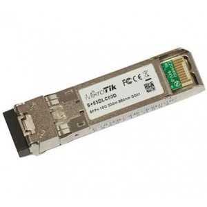 Módulo SFP+ 10G, 300mts, 850nm, conector LC