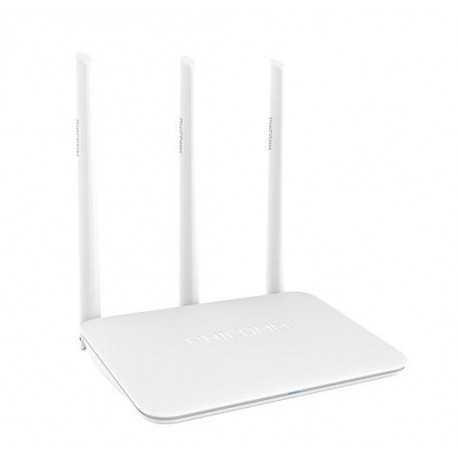 Router N WIFI 300 Mbps, x4 LAN 10/100, x3 Antenas Omnid