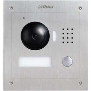 Placa INOX videoportero IP