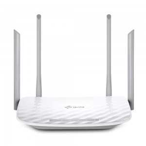 Router AC 2,4/5Ghz,1200mbps, x4 Gb, x4 antenas 5dBi. ESPECIAL WISP (Anula reseteo)