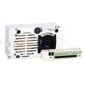 Grupo con tele cámara en color para placa modelo IKall. Sistema Simplebus
