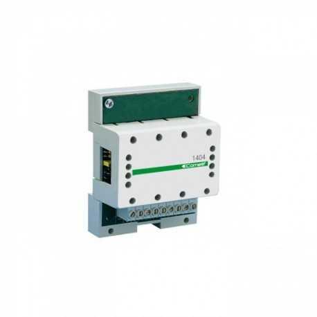Conmutador digital para instalación con 2 entradas o más. Sistema 2 hilos
