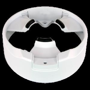 Caja de conexiones para cámaras domo DM955 - Apto uso exterior - Blanco