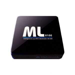 IPTV-OTT 4K Full UHD 60fps con sistema opertativo Android + Multimedia.