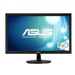 Monitor LED IPS de 21.5 ASUS, ángulo de visión de 178º, resolución 1920x1080, contraste 5000000:1, Brillo 250 cd/m2Tiempo de r