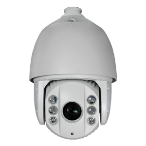 Cámara IP domo, 2.1Mpx Ultra Low Light, IR 150mts, 32X, 4.8-153mm, H265+, PoE802,3af, IP66