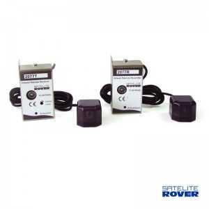 Control remoto a través del cable coaxial. Permite las funciones del mando a distancia desde otra habitación.