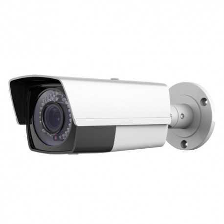 Cámara bullet 4 en 1, 1080p Ultra Low Light, 2.8-12mm motorizada, IR 40mts. IP67, blanca