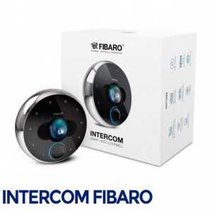 Video portero Intercom WIFI con cámara 4 Mpx, IR para modo noche, sonido HD y control de accesos