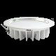 Panel LED Downlight 105mm, 5.5W, AC 220-240 V, 100º, 380Lm