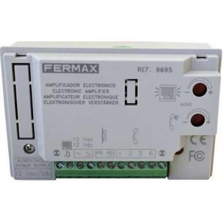 Amplificador CITY CLASSIC 4+N Kit S/SINT. Fermax
