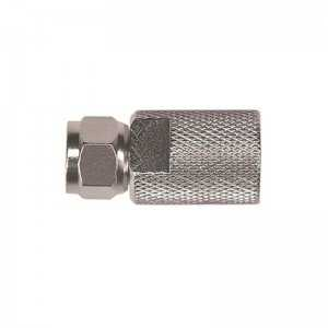 Conector F macho de 10mm