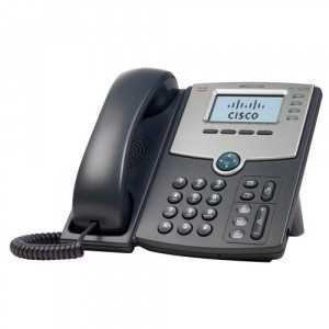 Teléfono IP de 3 cuenta SIP, pantalla LCD 128x64,Teclado estándar de 12 botones