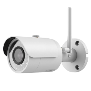 Cámara IP Wifi bullet, 3MPx, IR 30mts, 2.8mm, H.264, IP67