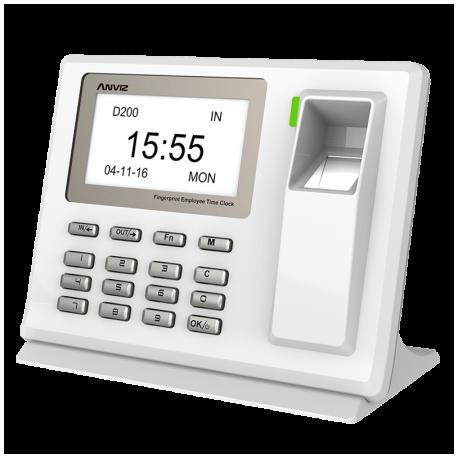 Control de presencia biométrco de sobrem