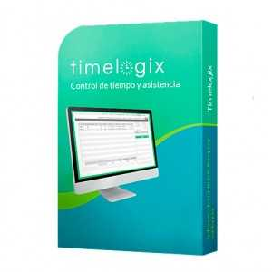 Licencia anual 10 usuarios Time-logix