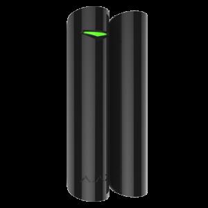 Detector magnético puerta/ventana. Detector de inclinación y vibración. Negro