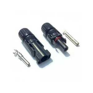 Conector MC4, par M-H 1000V, IP67